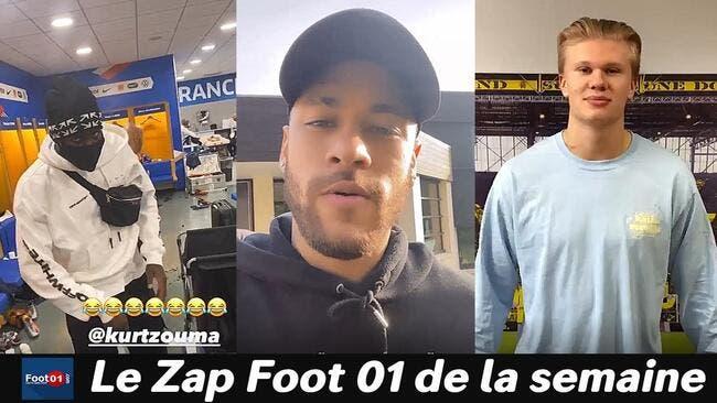 Neymar chauffe Paris, une PS5 pour les Bleus, Riolo détruit Lyon