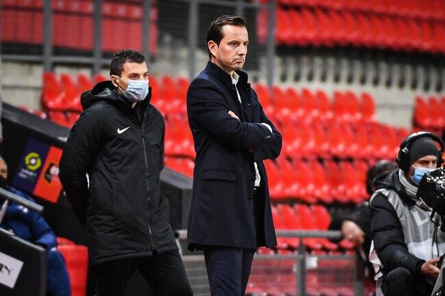 Rennes : Stéphan ne veut pas partir, il rectifie le tir