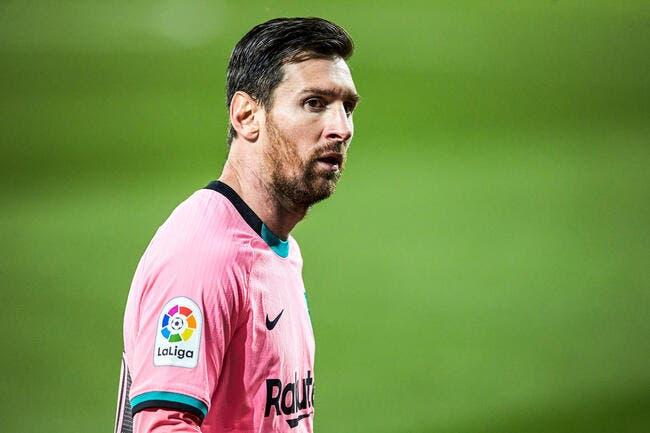 Esp : La bombe du mercato, City offre un CDD de 10 ans à Messi
