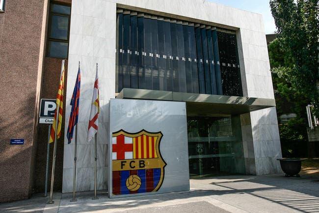 Esp : Le fisc réclame 23ME, le Barça n'a pas d'argent pour payer !