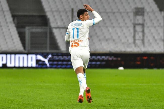 OM : Attention au bide, Luis Henrique affole Marseille