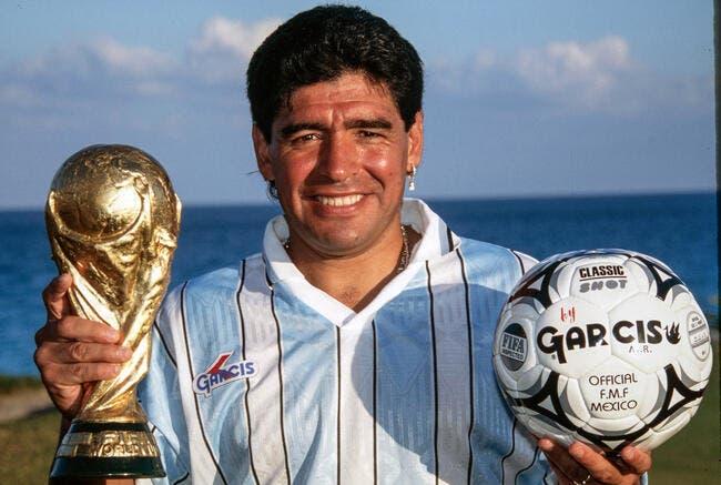Carnet noir, Victime d'un arrêt cardiaque, Diego Maradona est mort