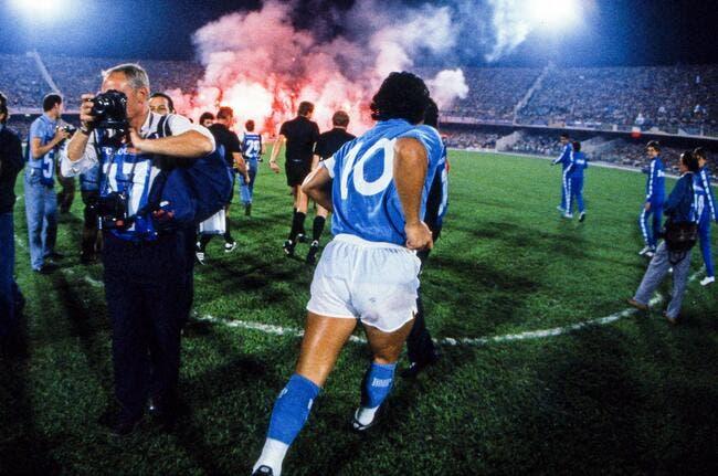 Naples : San Paolo va devenir le Stade Diego Maradona