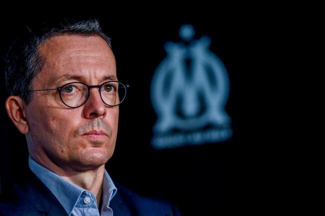 OM : Eyraud n'a rien à faire à Marseille, la rude attaque