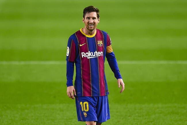 Accord salarial pour une nouvelle baisse de salaire — Barça