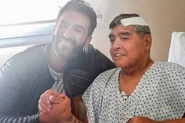 Foot : Diego Maradona au coeur d'une dernière polémique