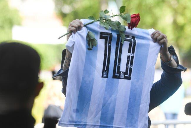 L1 : Le foot français va rendre hommage à Diego Maradona !
