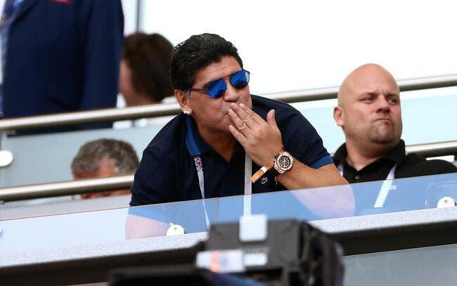 FIFA 21 rend hommage à Diego Maradona dans FUT