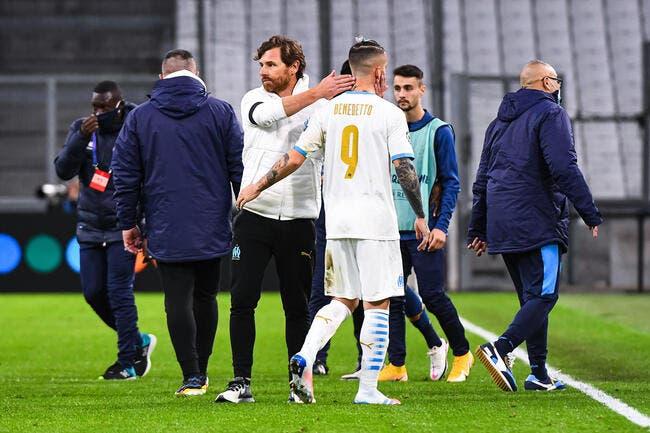 OM : L'Europa League sacrifiée, Villas-Boas répond cash