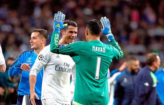 PSG : Cristiano Ronaldo à l'attaque de Paris !