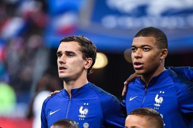 Agression policière : Mbappé, Griezmann...le foot français scandalisé !