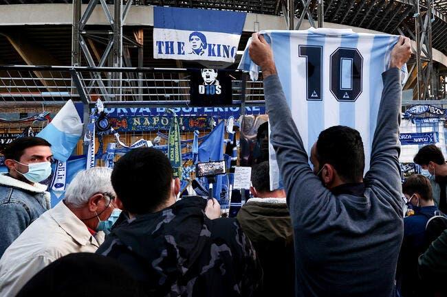 Foot : On en fait trop sur Maradona, Gourcuff est cash