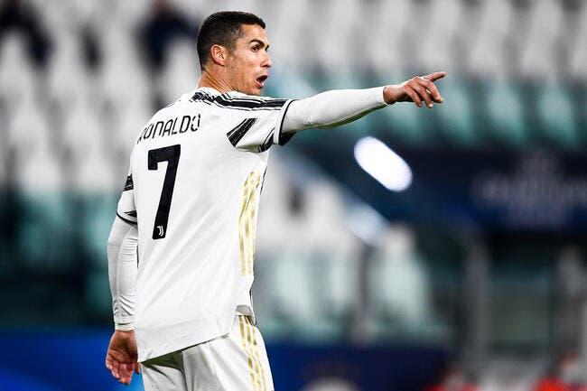 Ita : Cristiano Ronaldo vaut plus que la Juventus en 2020
