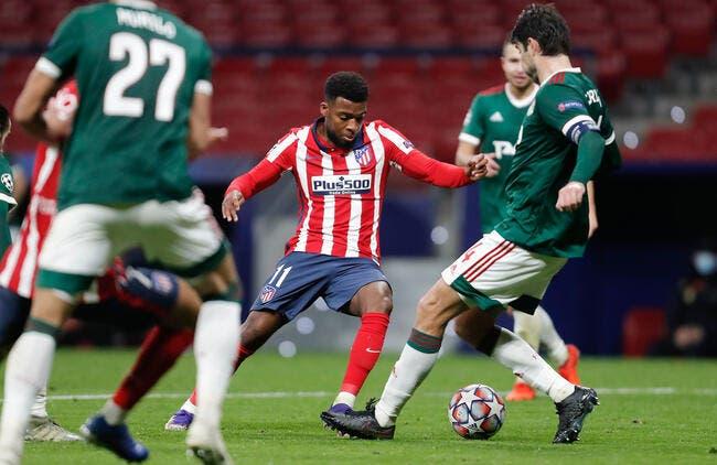 Liga : Simeone sous le charme de Lemar
