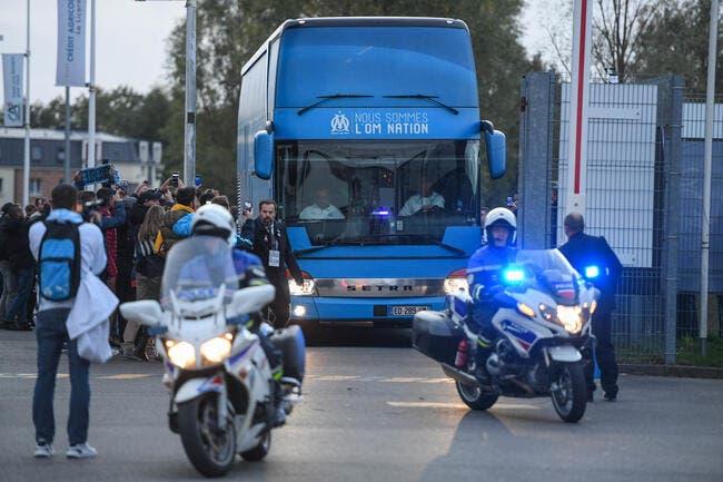 OM : Le bus de Marseille bloqué par des supporters