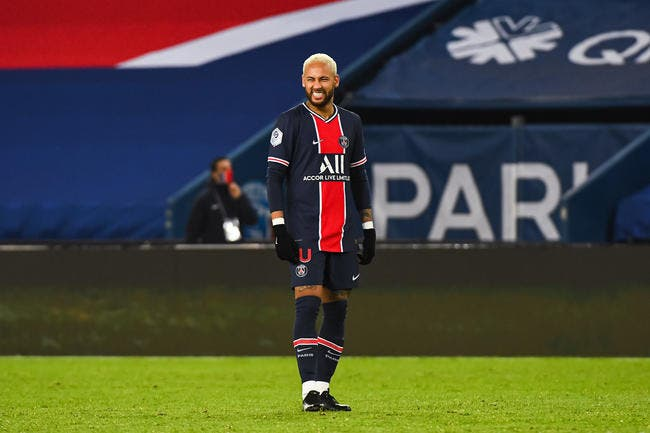 PSG : Neymar inquiet avant la LDC !
