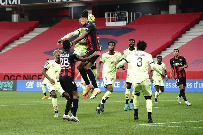 L1 : Première victoire pour Dijon, Nice s'écroule !