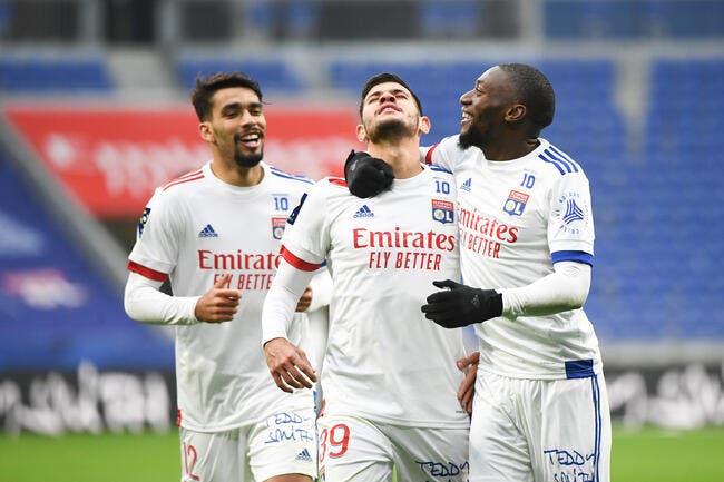 OL : Toko-Ekambi est indispensable à Lyon, l'ébouriffant constat