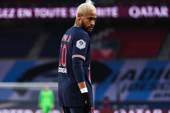 PSG : Furieux, Neymar a secoué le vestiaire de Paris !