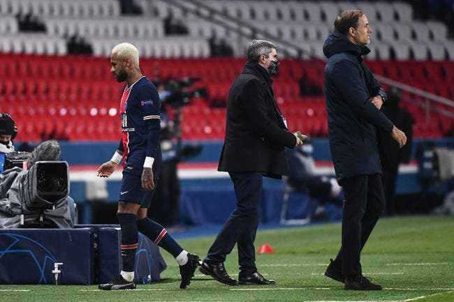 PSG : Tuchel a perdu Neymar, attention danger !