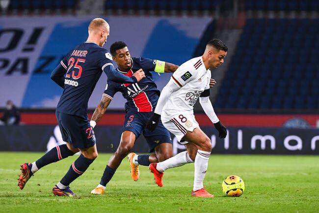 PSG : Paris se fait « jongler » par Ben Arfa, la honte ultime