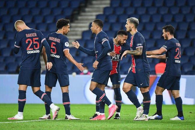 L1 : Neymar et Mbappé font un festival, le PSG en colle six à Angers !