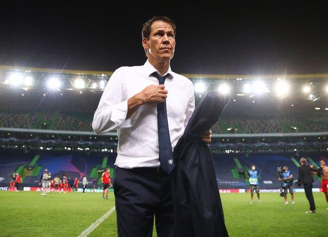 OL: Menacé avant l'Olympico, Garcia renvoie la balle à Aulas