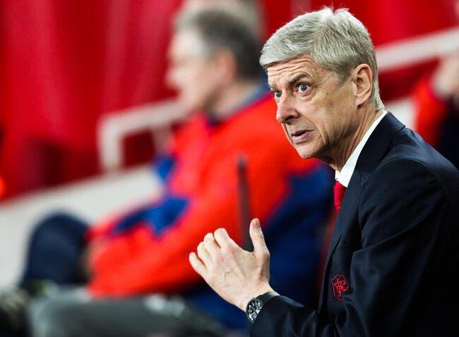 OL: Laisser le poste à Sylvinho, Wenger s'en mord les doigts