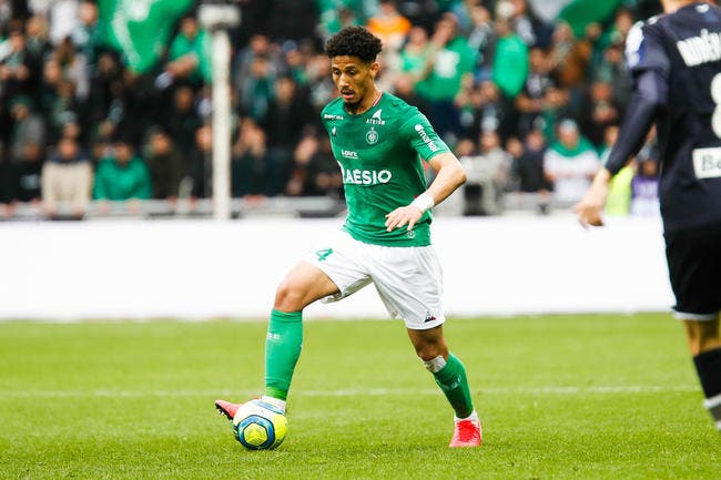 La raison du retour manqué de William Saliba — ASSE Mercato