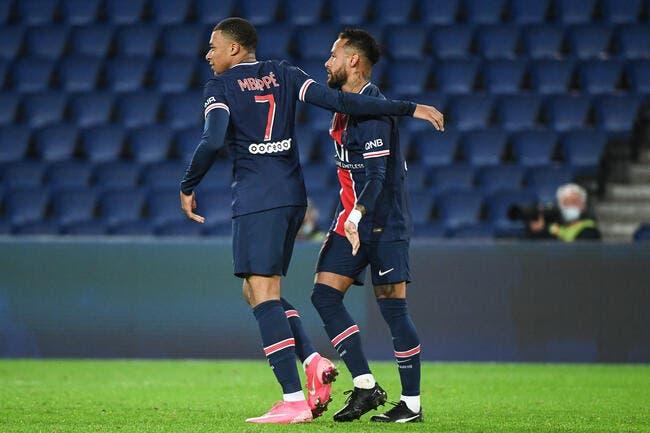 PSG: Doublé contre Angers, Neymar devient une légende de Paris