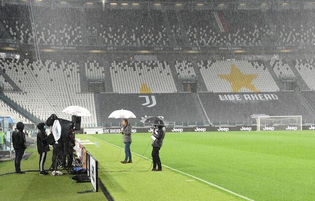 Série A : Le Napoli absent à Turin, victoire sur tapis vert pour la Juventus ?