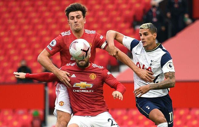 Ang : Patrice Evra réclame des gifles à Manchester United