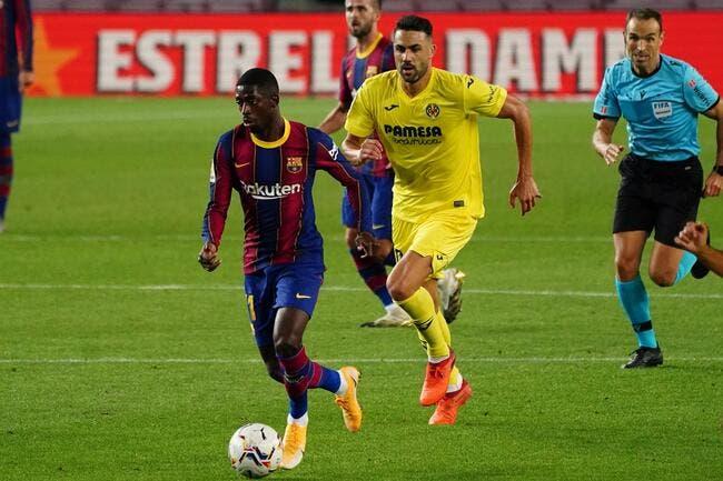 Esp : Dembélé reste à Barcelone, fin du rêve pour Memphis Depay ?