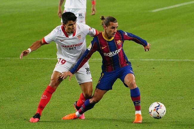Esp : Griezmann menacé par Koeman, le ton monte à Barcelone !