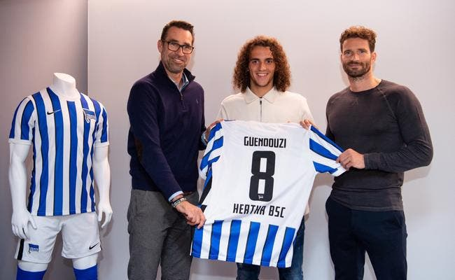 Officiel : Arsenal prête Mattéo Guendouzi au Hertha Berlin !