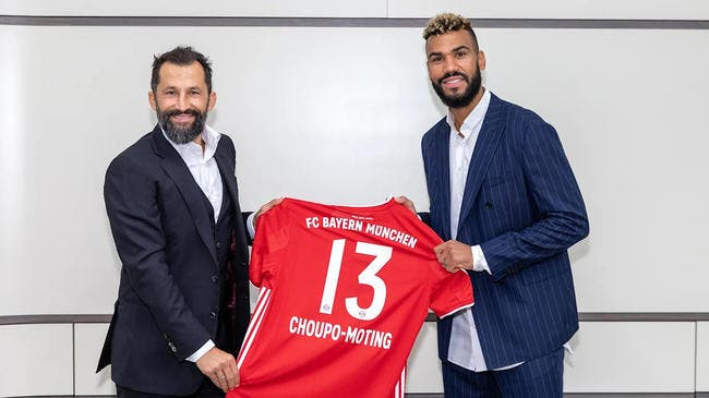 Officiel : Choupo-Moting au Bayern Munich jusqu'en....2021