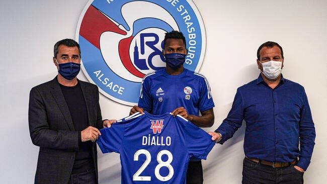 Habib Diallo transféré contre son gré ? Metz réplique — Mercato