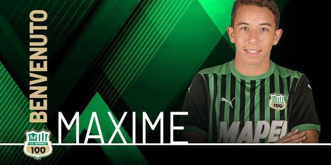 Officiel : Maxime Lopez débarque en prêt à Sassuolo