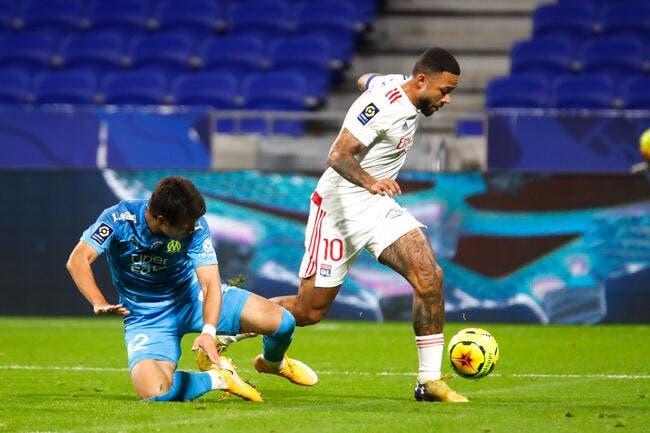 OL : Depay reste à Lyon, Barcelone prévient Aulas