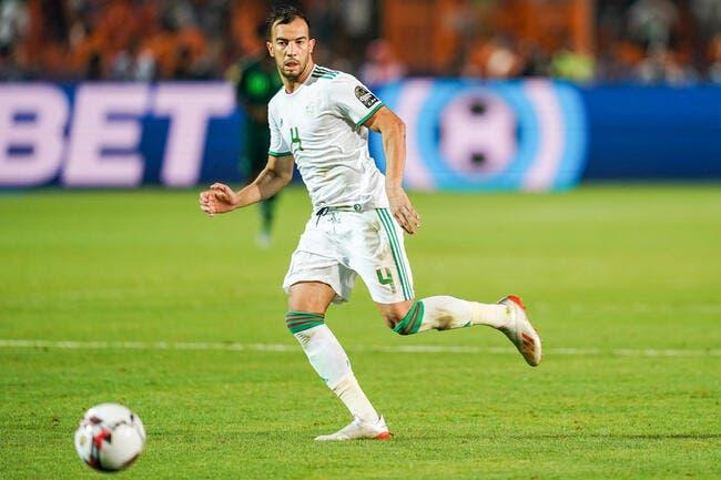 OL : Un défenseur algérien signe, Lyon s'offre du solide pour zéro euro