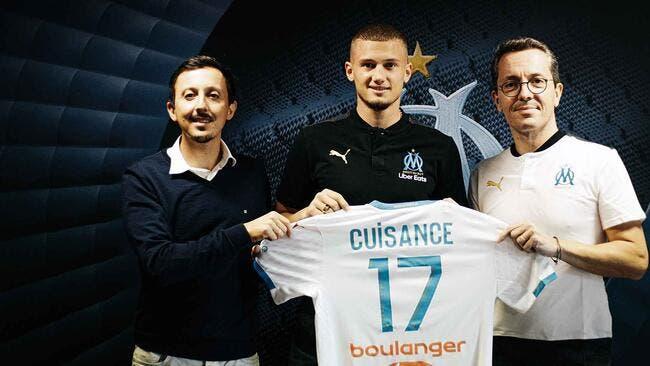 OM : Michaël Cuisance prêté une saison à Marseille !