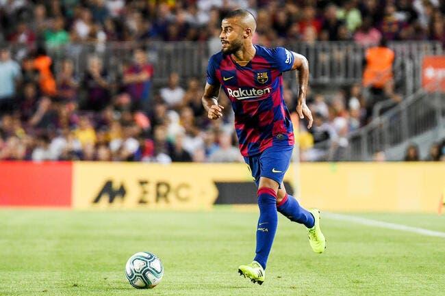 PSG : Un gros coup au Barça, Paris veut Rafinha !