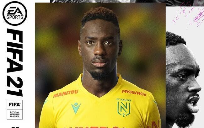 Officiel : Nantes annonce la signature de Jean-Kevin Augustin