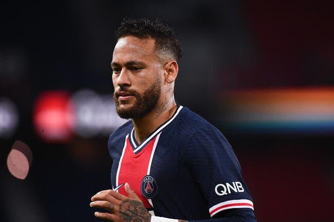 PSG : La L1 peut pleurer, Neymar se croit en Ligue des Champions