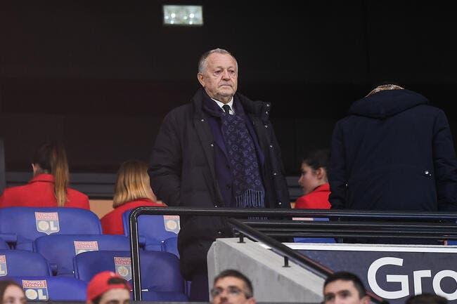 OL : Lyon 14e de Ligue 1, Aulas a un paquet d'excuses