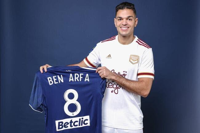 FCGB : Ben Arfa est chaud, l'OM va s'en rendre compte