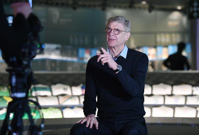 FIFA : Wenger a des idées pour sauver le foot, vous n'êtes pas prêt