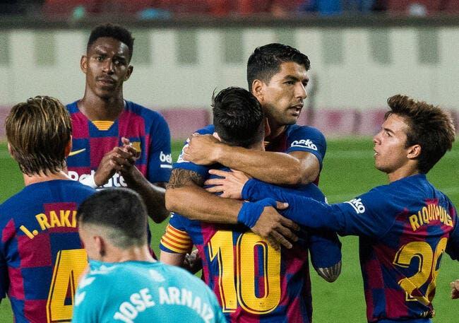 Messi et les dirigeants, Luis Suarez lâche les dossiers — Barça