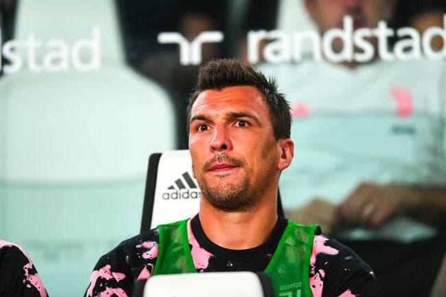 OM : Mandzukic proposé à Marseille, c'est un refus !