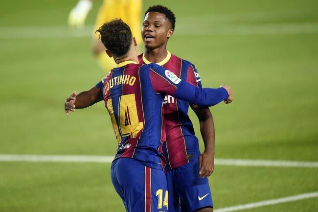PSG: Son successeur trouvé, le Barça n'a plus besoin de Neymar